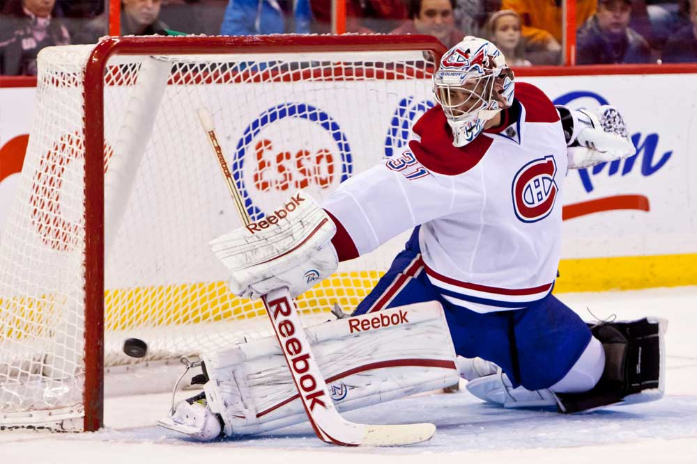 8aa97fb0f Montreal's Carey Price Closing In On Franchise Record | Pucky