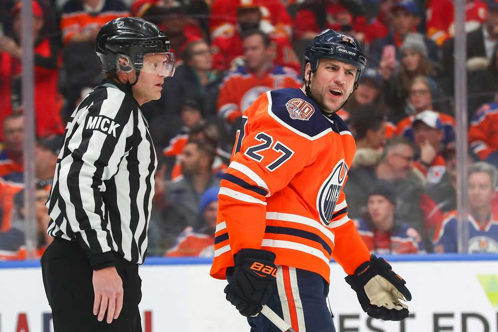Oilers-GM-Peter-Chiarelli-Pays-Price-For-Unproductive-Stint