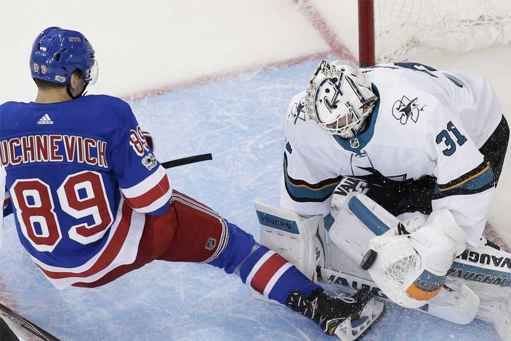 Rangers-Pavel-Buchnevich-Battling-Inconsistency-In-The-Big-Apple