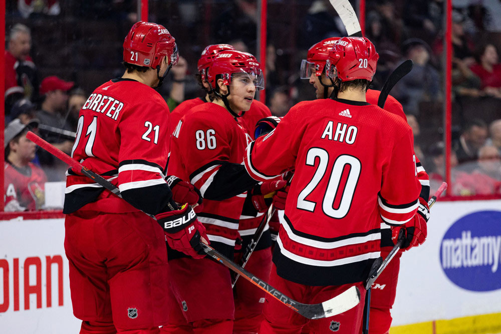 Carolina-Hurricanes-Hard-Work-Finally-Paying-Off