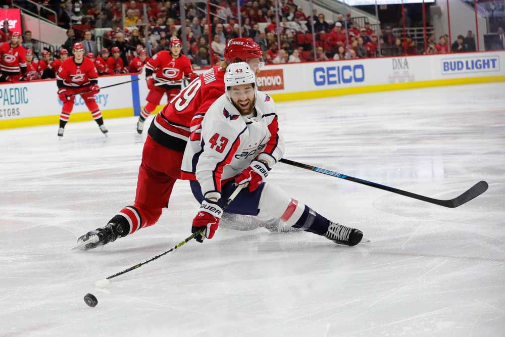 Capitals-Hurricanes-Matchup-Offers-No-Room-for-Complacency
