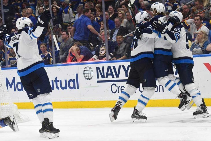 Home-Ice-Proving-To-Be-No-Advantage-In-Blues-vs-Jets-Series