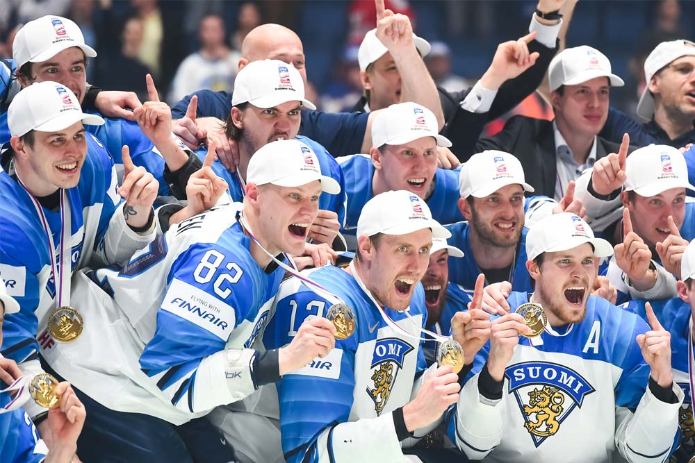 Finland-Crowned-Champions-Of-The-World-At-IIHF-Event