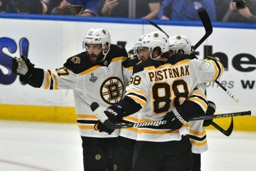 Boston Bruins' Championship DNA on Full Display in Game 6