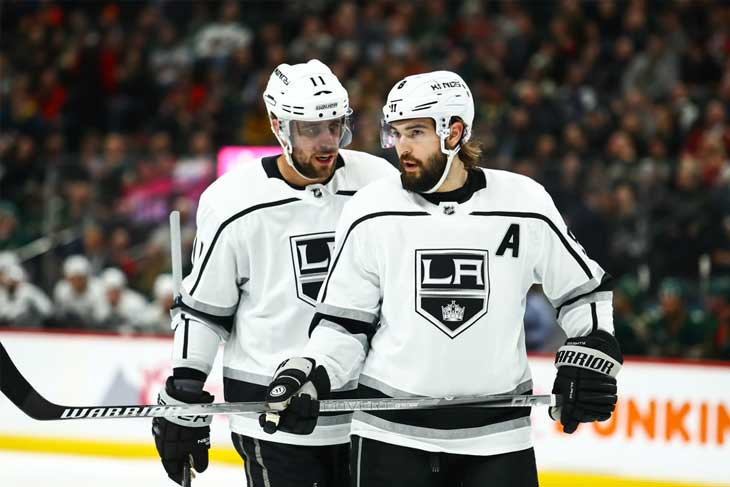 2018-19-Season-Review-Los-Angeles-Kings---Doughty-&-Kopitar-Key